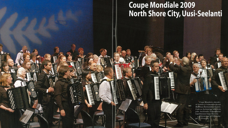 World Accordion Orchestra III