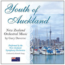 CD Cover Youth of Auckland